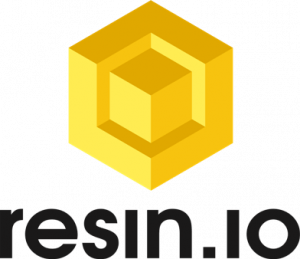 resin.io logo