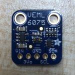 KW 44.2018 – GPS, UV-Sensor, Feather M0 und Beschleunigungssensor