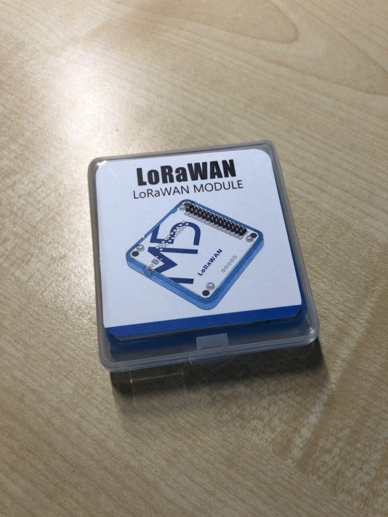 M5Stack LoRaWAN Modul