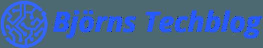 Björns Techblog