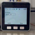 TTN Network Tester - M5Stack LoRa 868